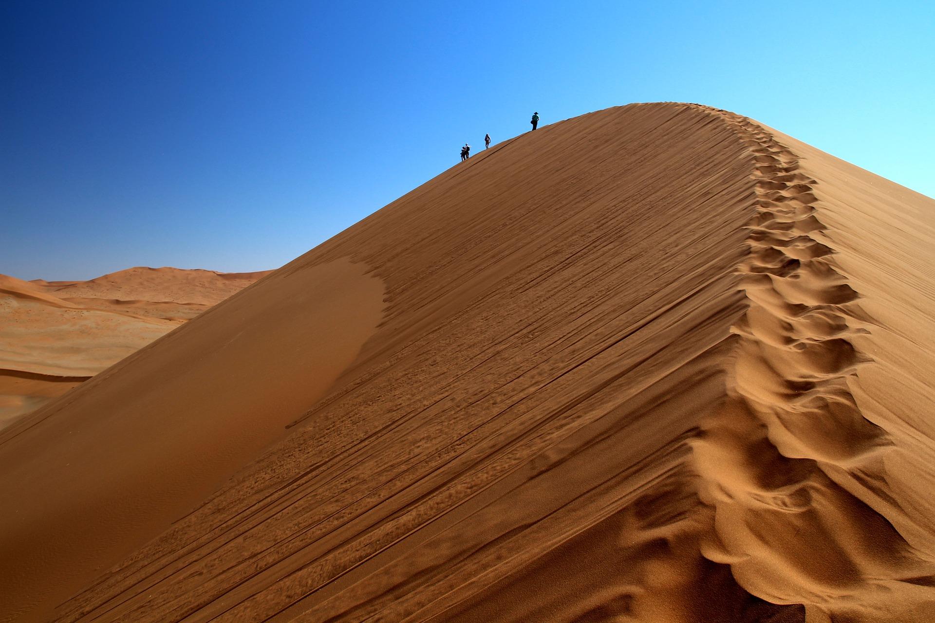 долина мертвых, пустыня