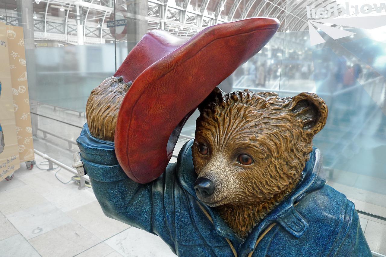 медведь, радикал, мигрант
