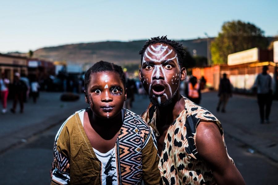 Африка, традиция