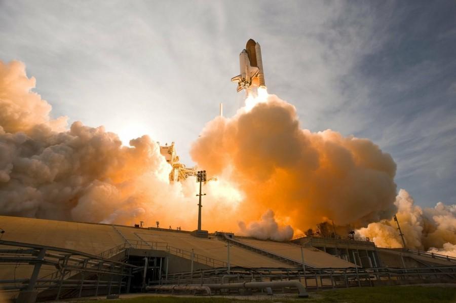 космический корабль, космос