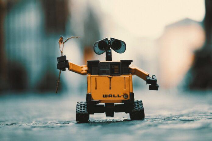 робот, музыка