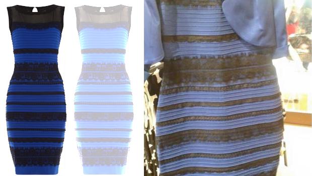 черно-синее, бело-золотое