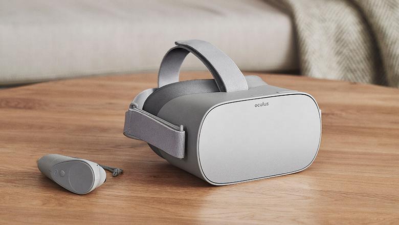 Oculus, виртуальная реальность