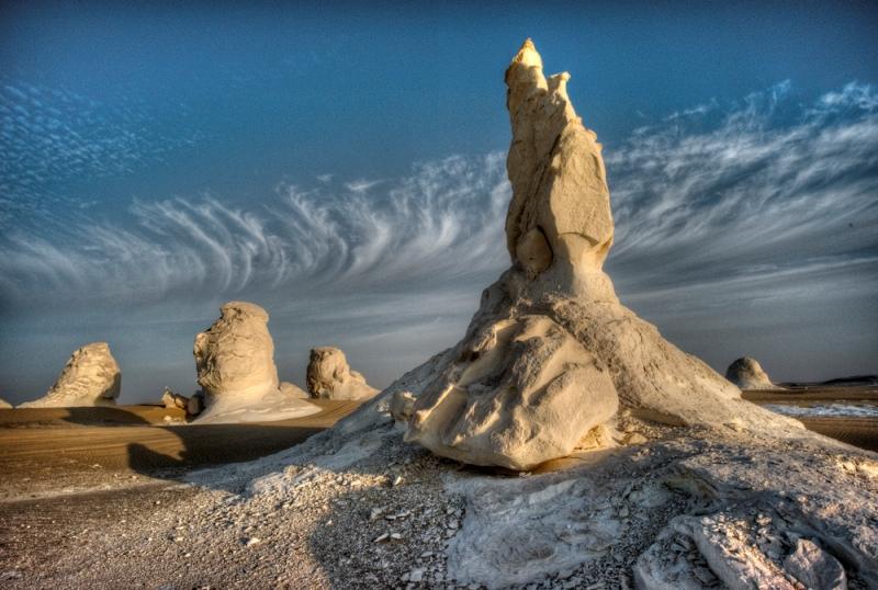 Белая Пустыня Египет