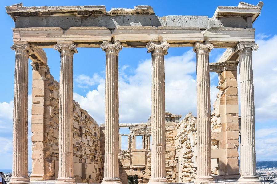 греция, античность