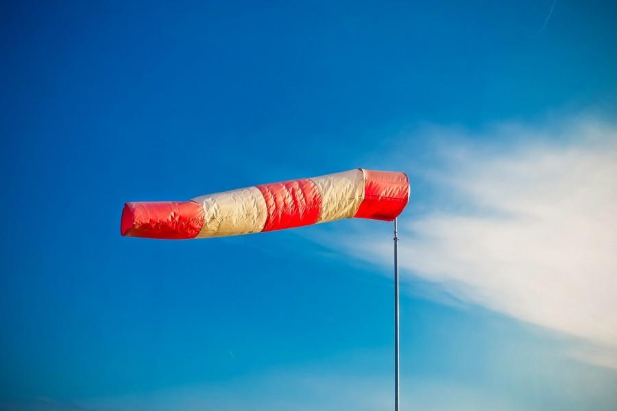 ветер, воздух