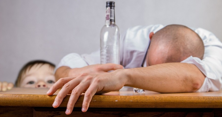 алкоголь, ребенок, мужчина