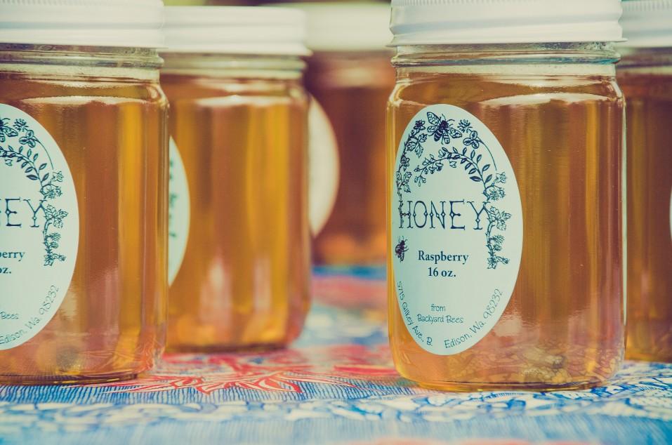 мед, вреден