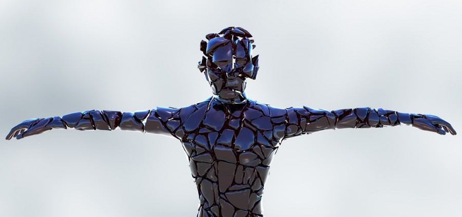 робот, будущее, киборг