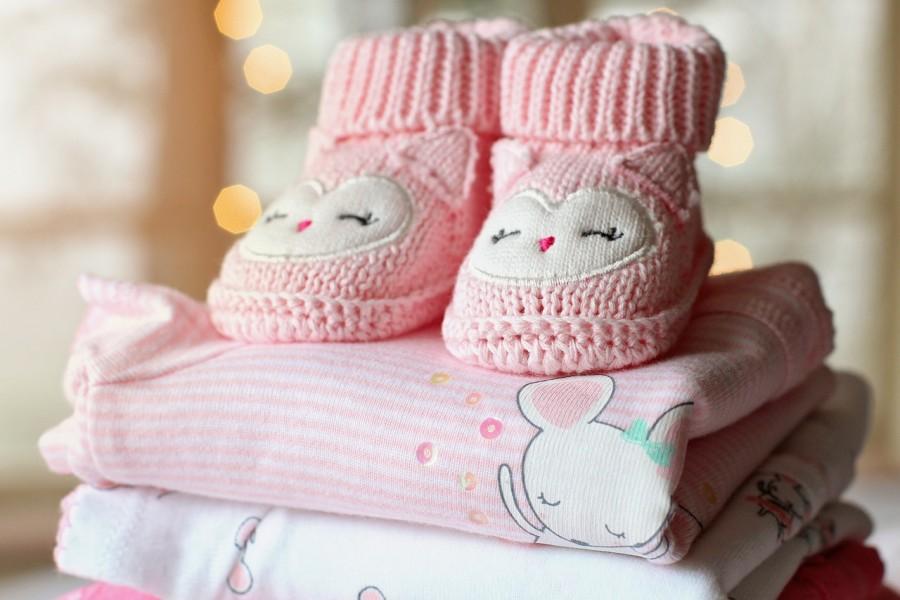 ребенок, рождение, младенец, одежда