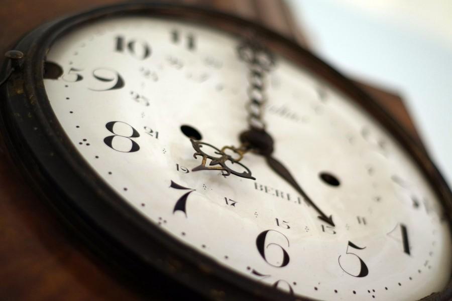 часы, будильник, механизм