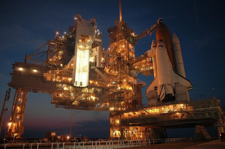 дискавери, шаттл, ракета, космос