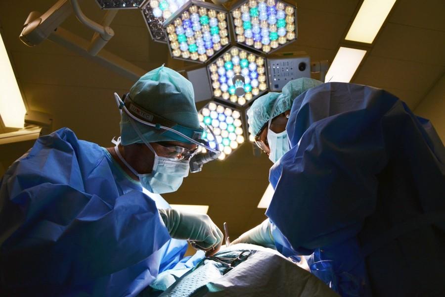 врачи, хирурги, операция