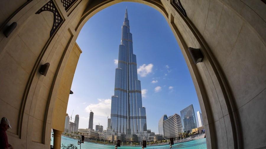эмираты, Дубай, архитектура