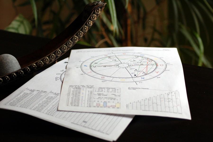астрология, схема