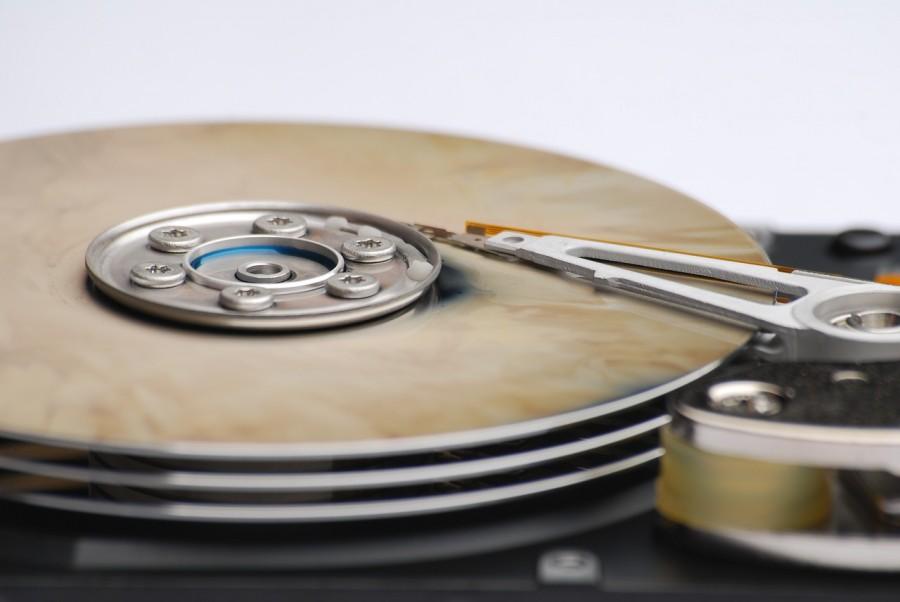 жесткий диск, память, хранение