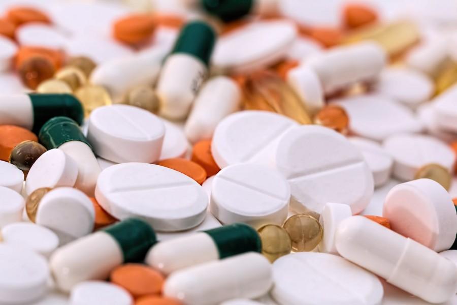 лекарство, таблетки