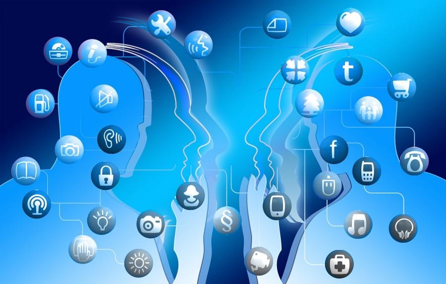 интернет, социальные сети