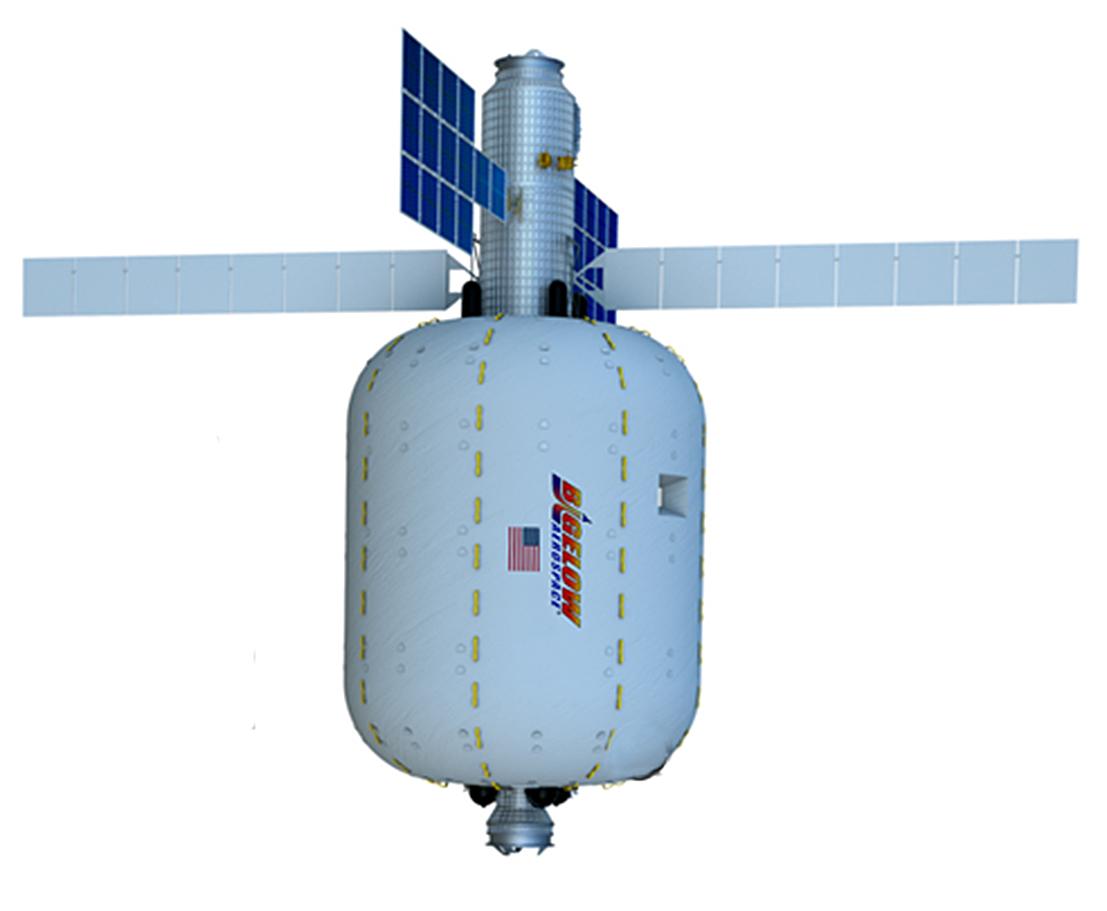 Жилой модуль, Луна, Bigelow Aerospace