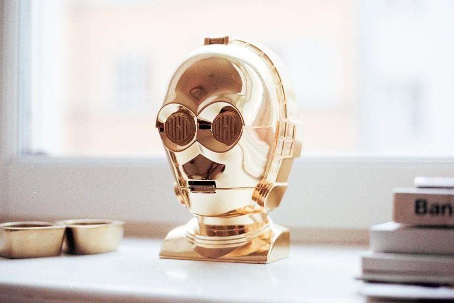 звездные войны, робот