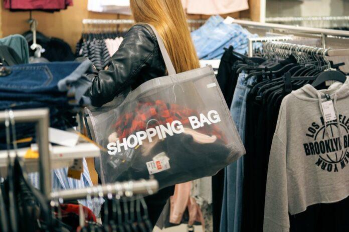 шоппинг, одежда, магазин