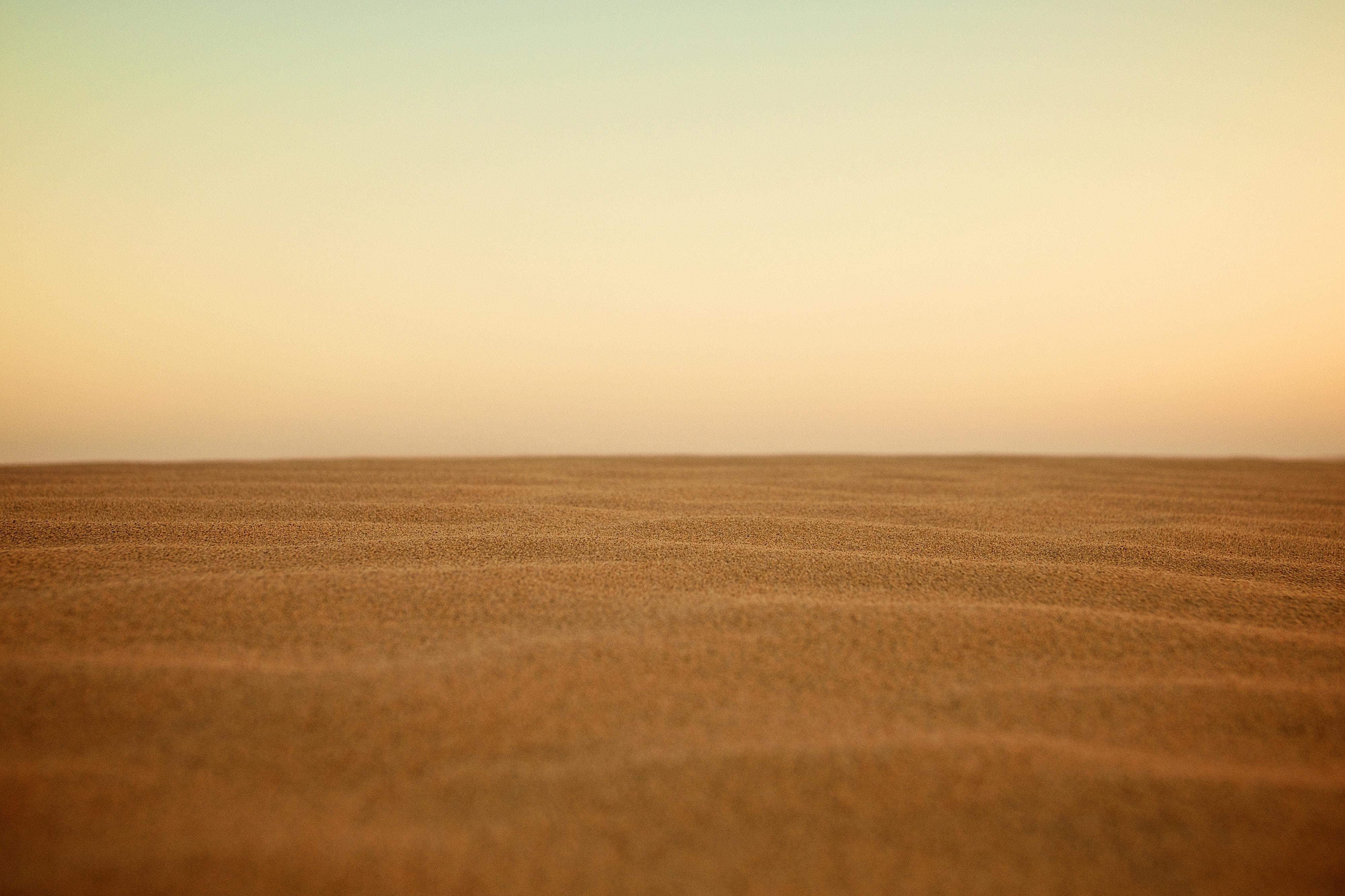Песок на Марсе