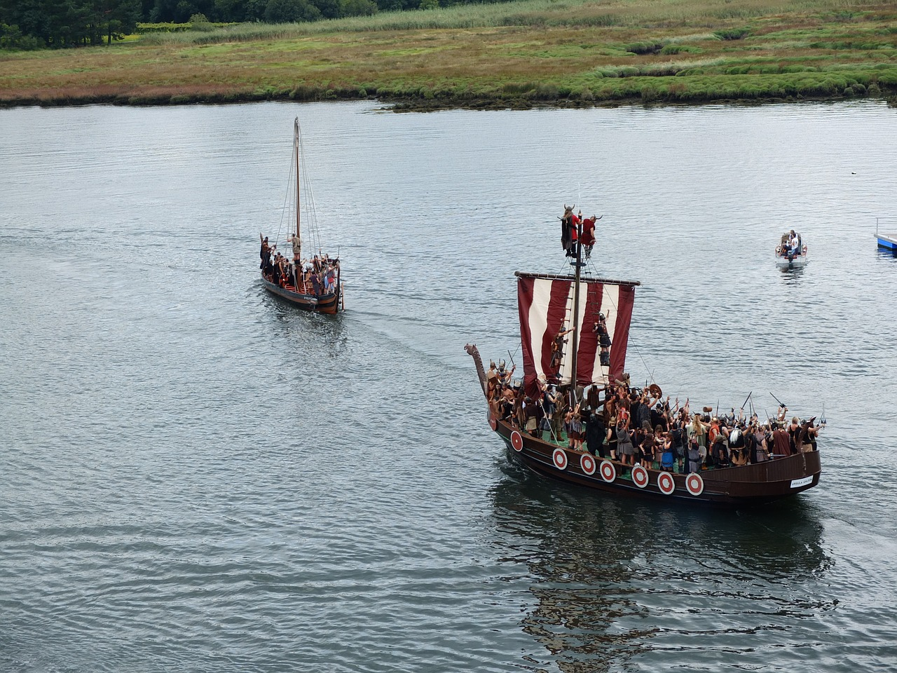 викинги, ислам