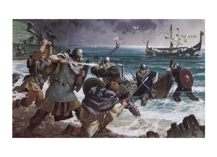 викинги, одежда, воин