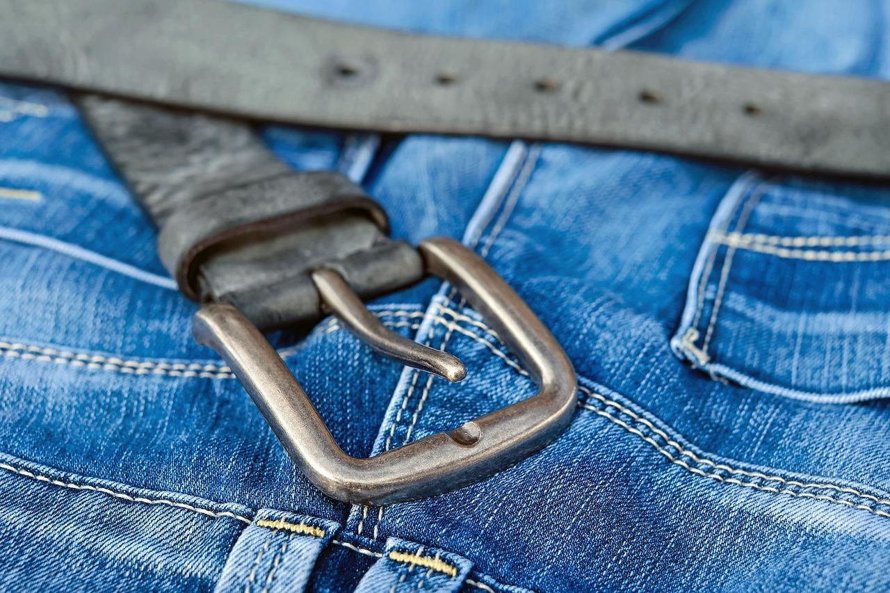 ремень, джинсы, одежда