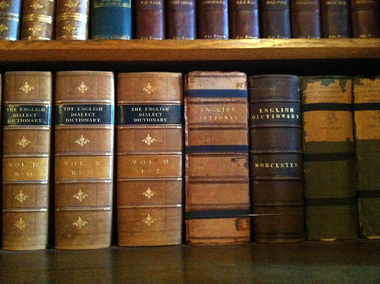 книги, английский, словарь