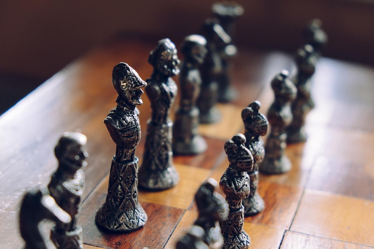 Шахматы, армия