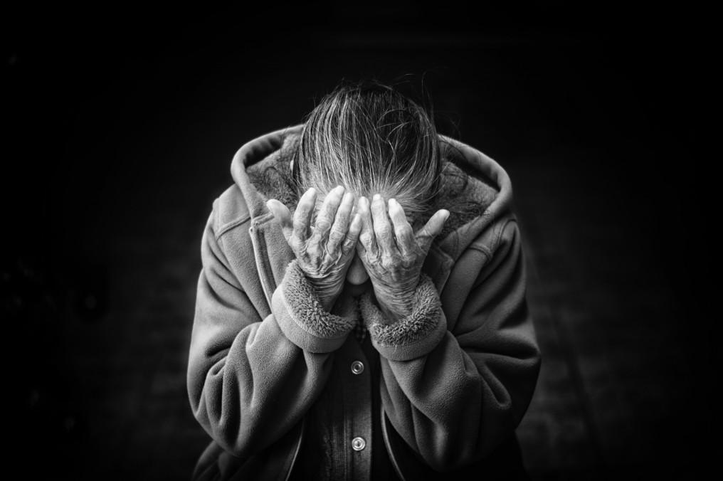 Старость, слабоумие, реакция, деменция