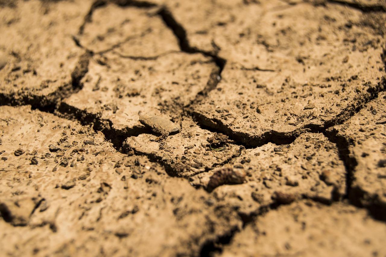 Засуха, земля, вода