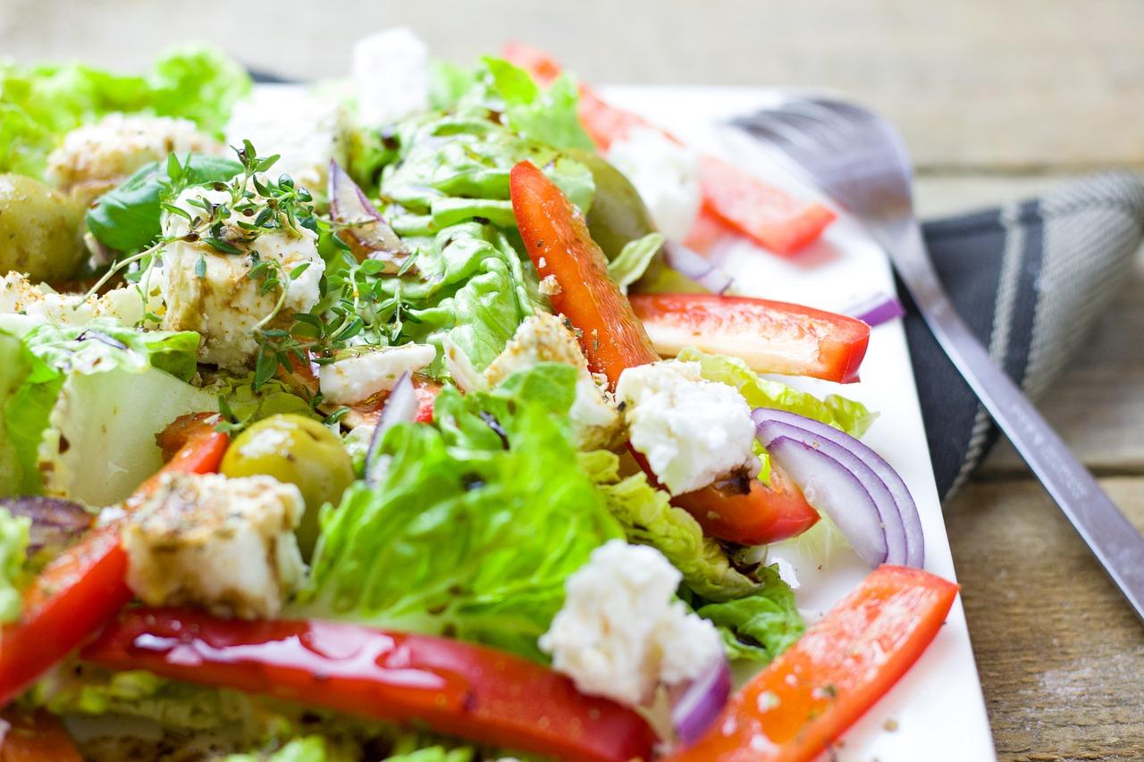 Средиземнорская диета