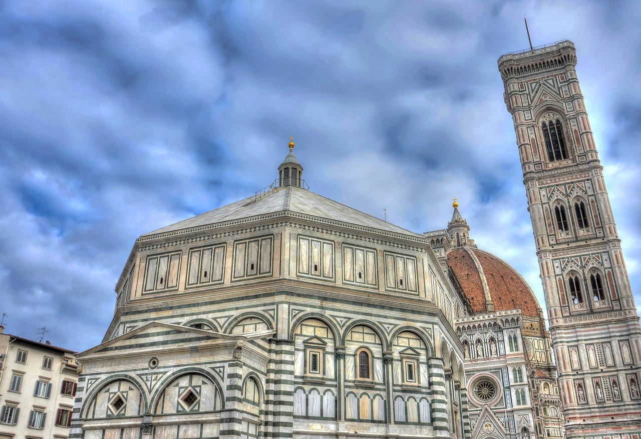 архитектура, италия, дуомо
