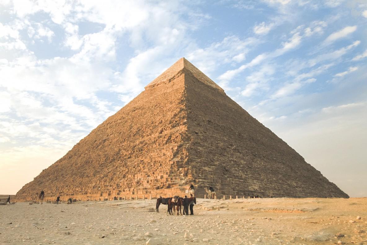 Пирамида Хеопса и тайная комната