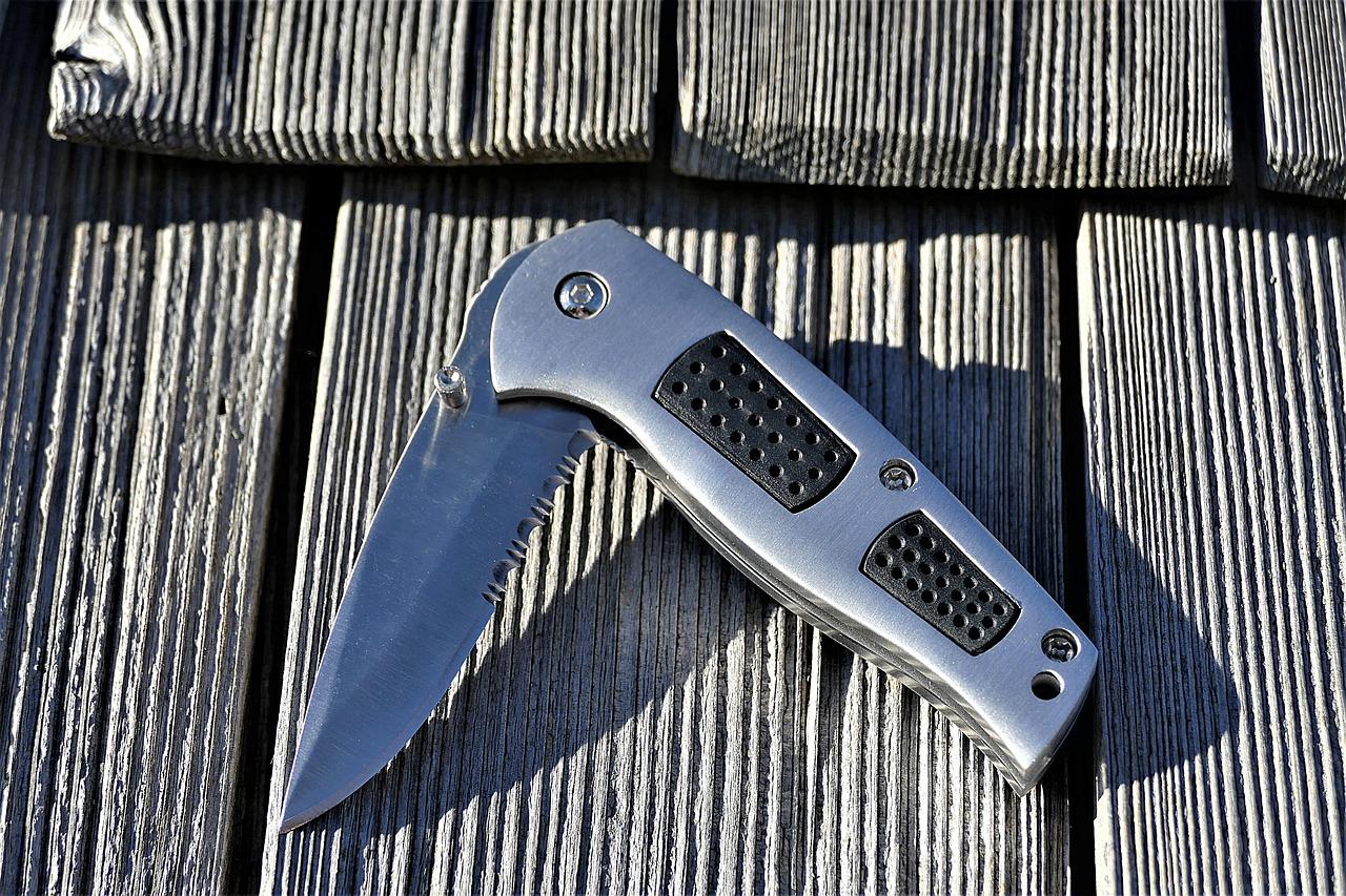 нож, карманный, складной