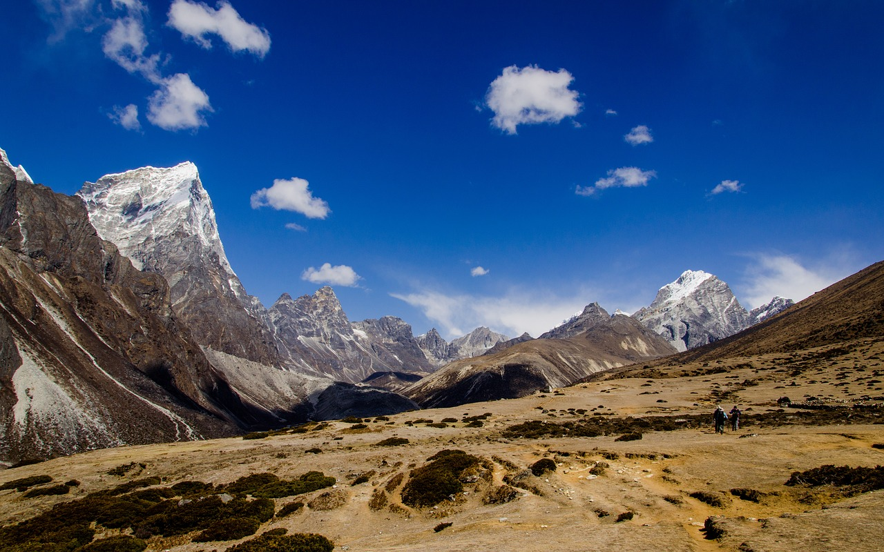 Непал, Гималаи, горы