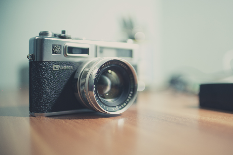 Фотоаппарат, пленка