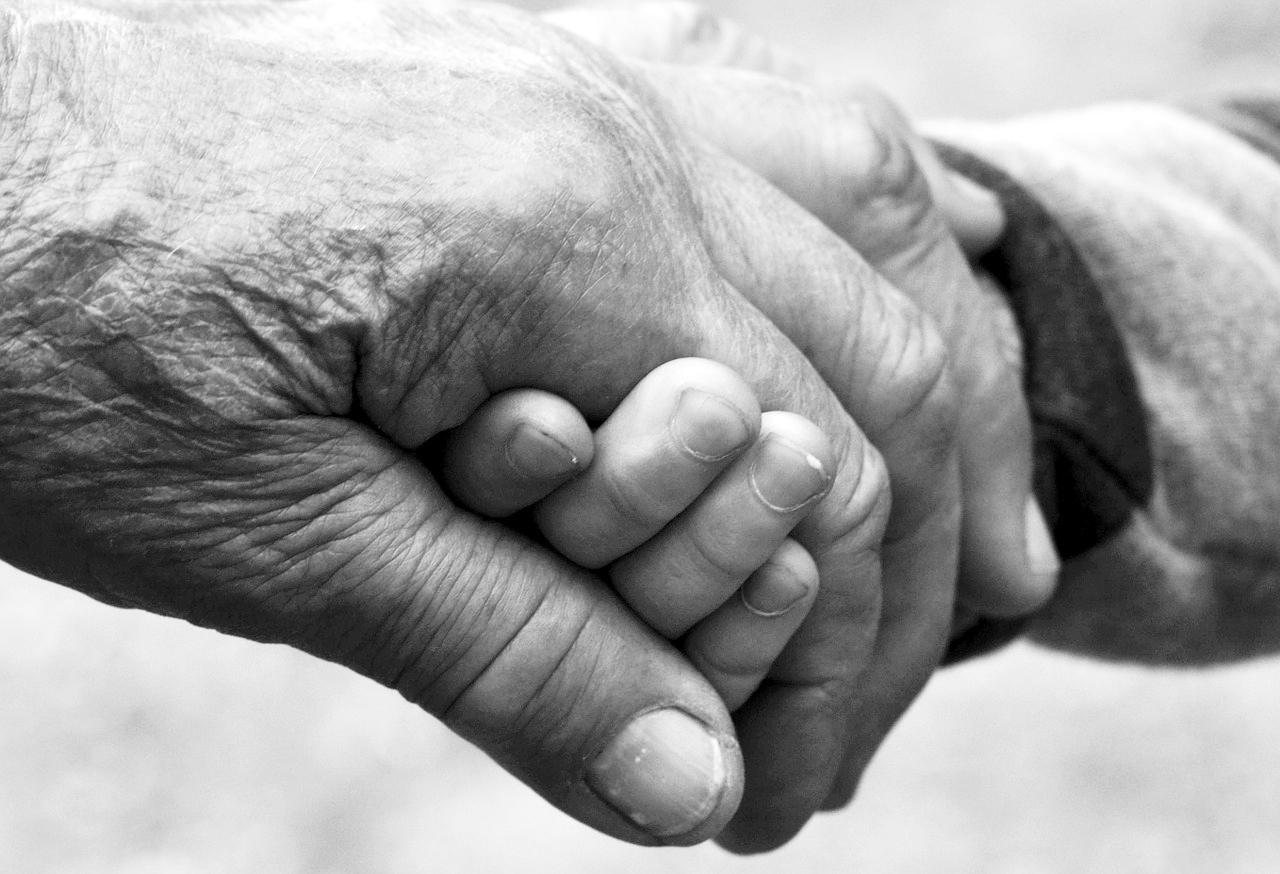 старость, возраст, руки