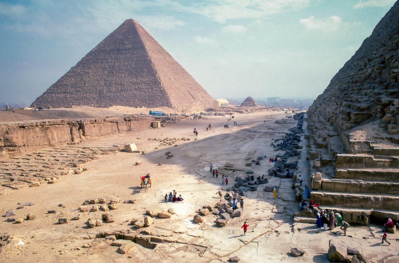 Пирамида, Тайная комната