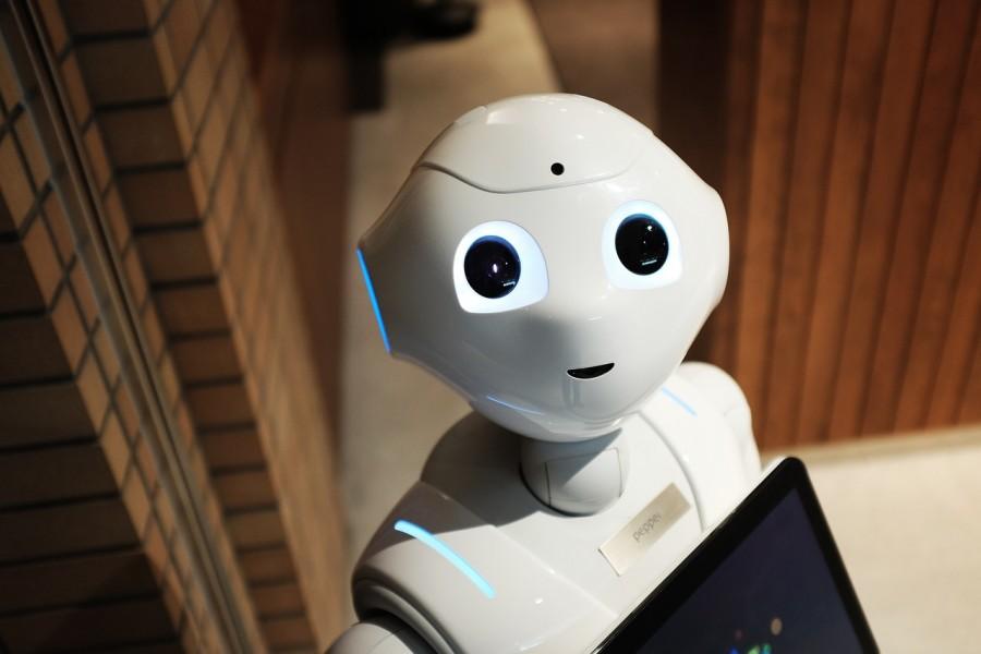 робот, андройд, ребенок, технология