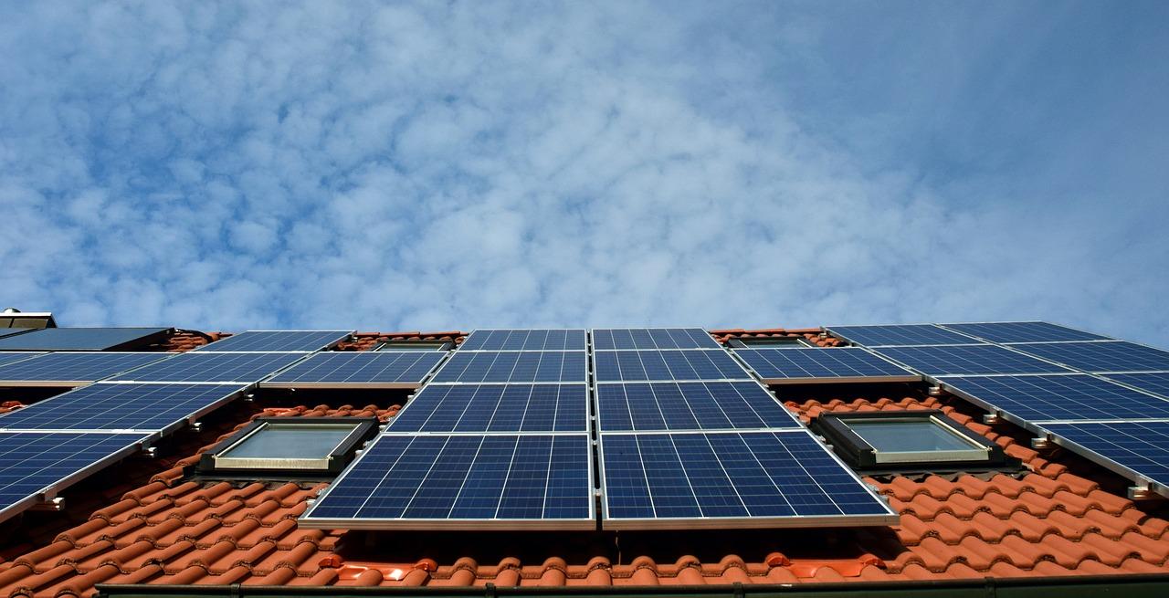 электричество, солнечные батареи