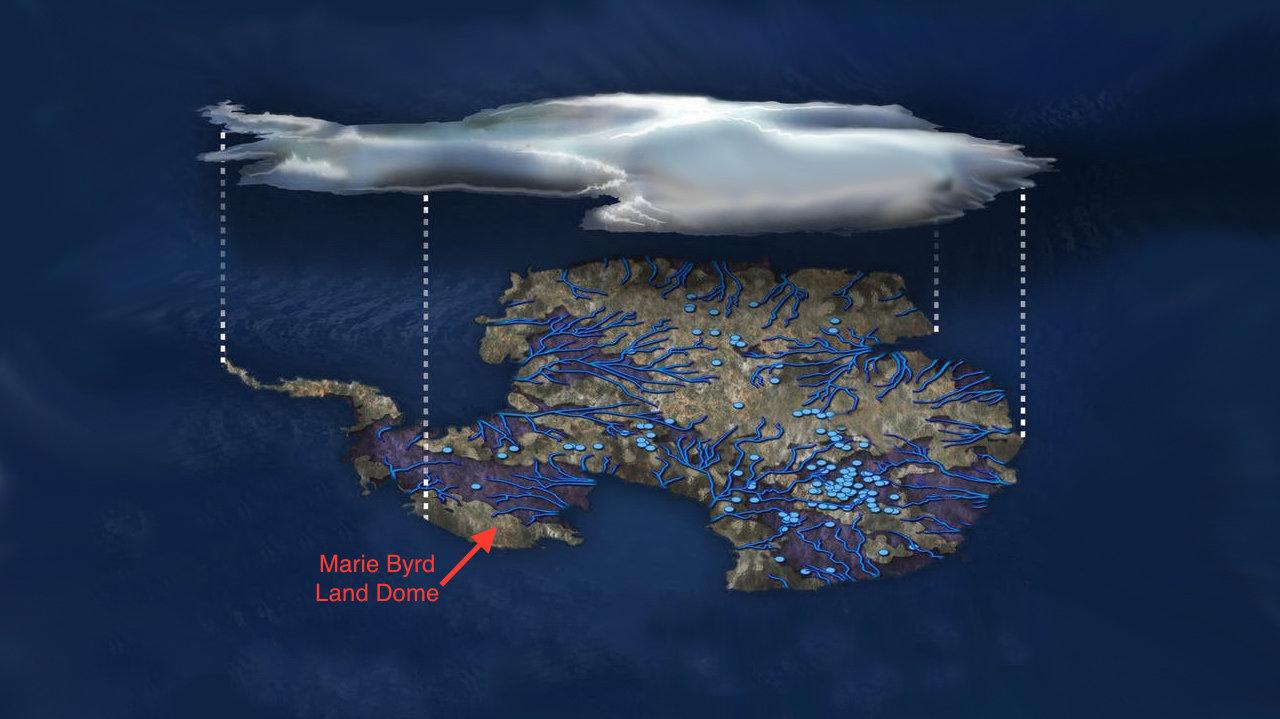 Плюм, антарктида, мантия, вода