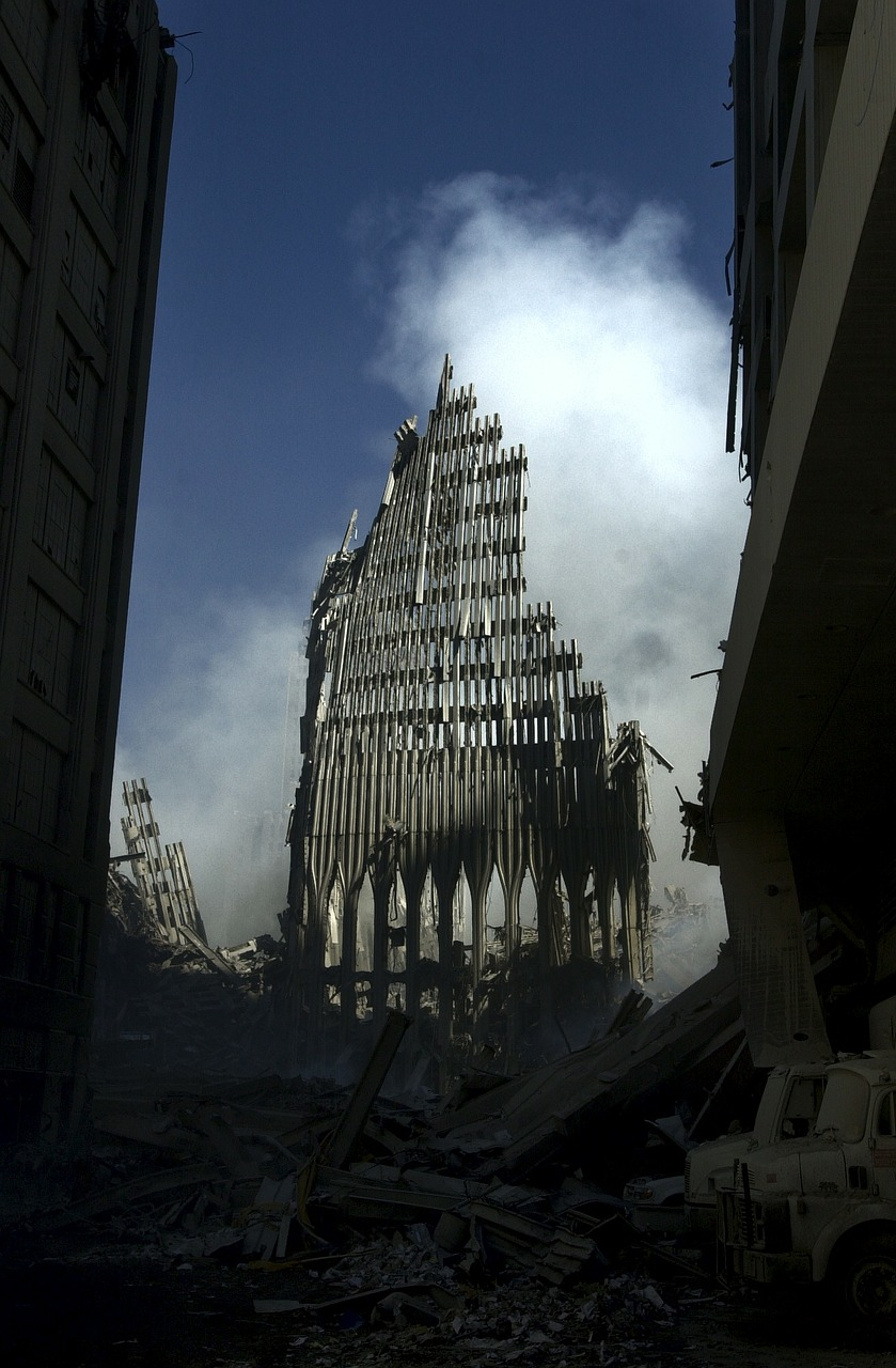 Башни, теракт, взрыв