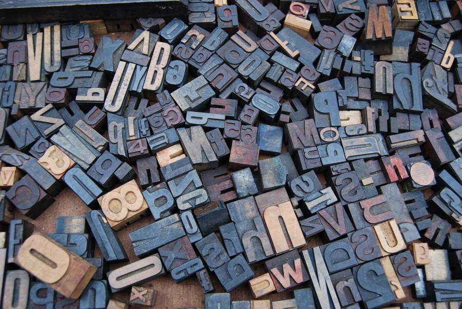 буквы, слова, язык