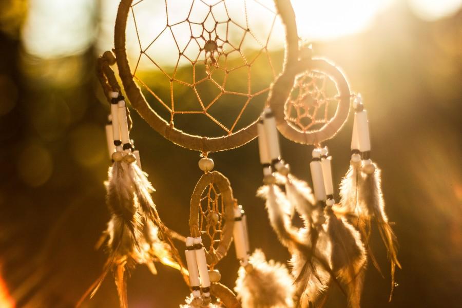 ловец снов, солнце, лето, паутина