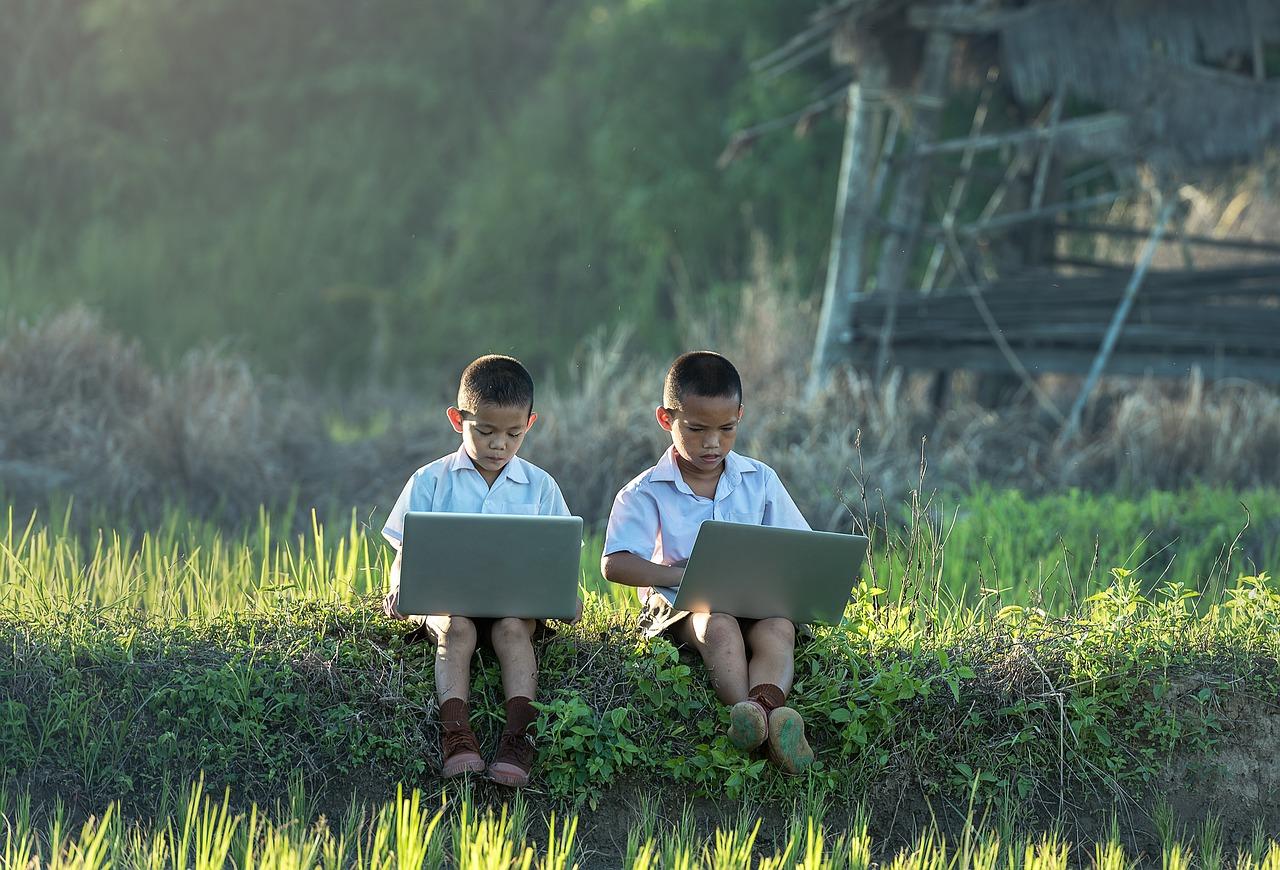 дети, компьютер, зависимость