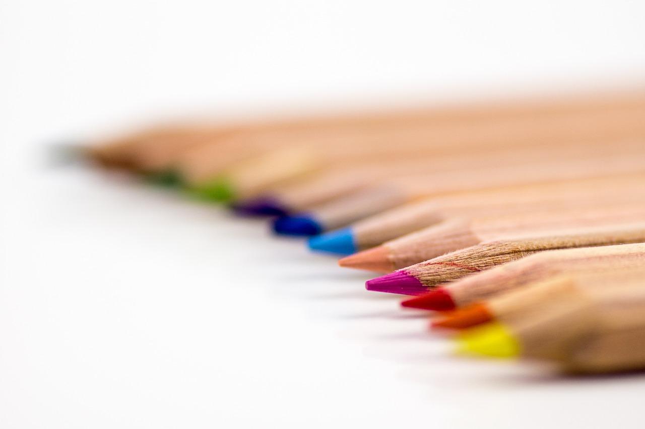 Карандаш, цвет, рисовать