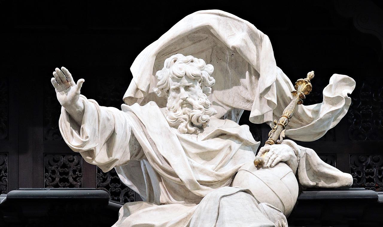 Бог Отец, Брюгге, Бельгия